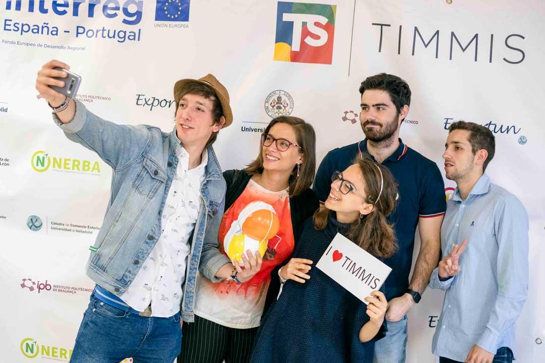 Timmis-estudiantes